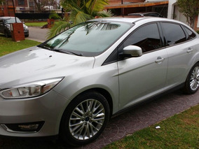 Ford Focus 2.0 Nafta 4 Puertas Se Plus At