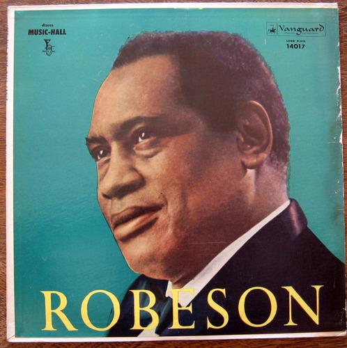 Robeson - Vinilo Lp Nacional