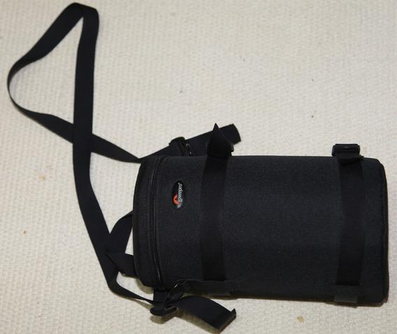 Lowepro Bolso Para Lente Profesional 11x26cm