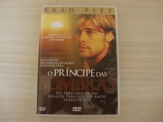 Dvd Filme: O Príncipe Das Sombras, Com Brad Pitt