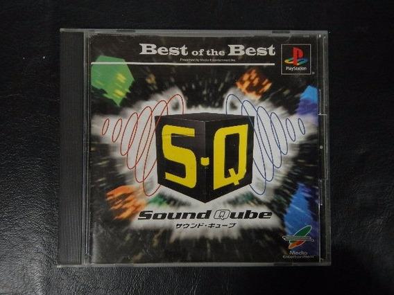 Sound Cube - Completo - Orig. Japonês Pst Frete 15