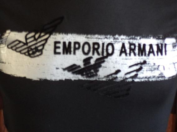 Camisa Passed Emporio Armani P E M D&g Ea Ga Armani