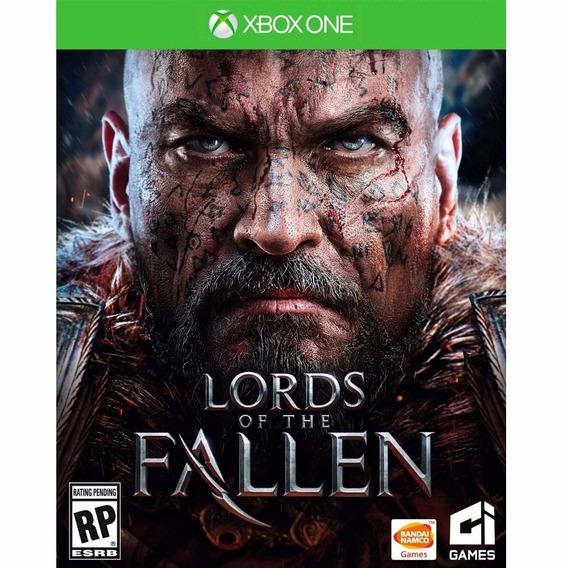 Lords Of The Fallen Xbox One Novo Original Pronta Entrega