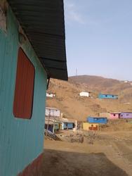 Remato Terreno Con Casa Prefabricada Listo Para Vivir