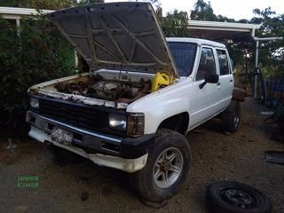 Repuestos Toyota Hylux 1986