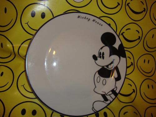 Micki Plato Disney Original De Coleccion Micki Mouse