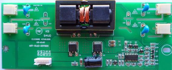 Placa Inverter Philco L23e09 L24e09 L23k01,467-0101-23732h
