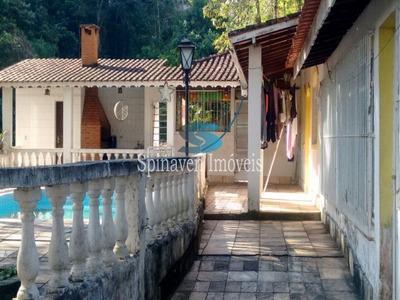 Chacara Residencial Em Mairiporã - Sp, Divisa - Ch00470