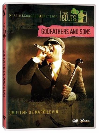 Dvd The Blues Godfather And Sons - Original - Lacrado