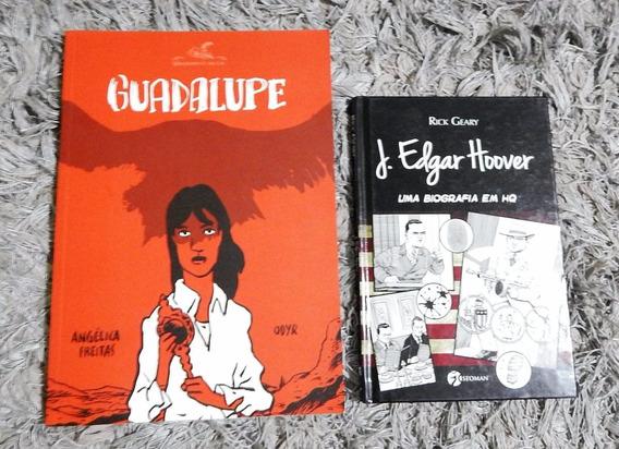Hq Guadalupe Angelica Freitas E Odyr / J. Edgar Hoover