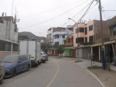 Ocasion Departamento Ate Vitarte 59 Mt2 - 3er Piso V/calle