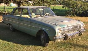 Ford Falcon 67 - Deluxe - 1967 Todo Original - Unica Mano