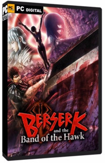Berserk And The Band Of The Hawk - Pc Dvd - Frete 8 Reais