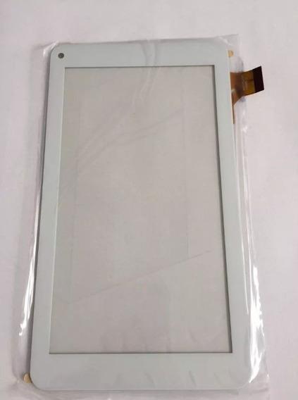 Tela Vidro Touch Tablet Navcity Nt1715 1715 7 Polegadas Fg