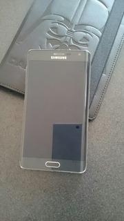 Samsung Note Edge 32g Negro Buen Estado Con Caja Accesorios