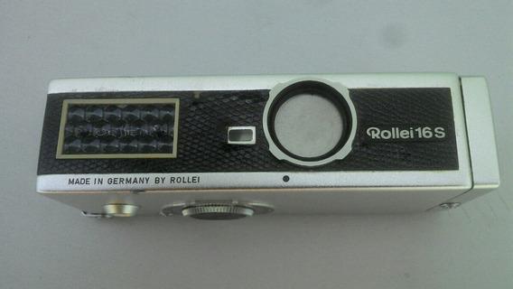 Camera Rollei 16s Coleção