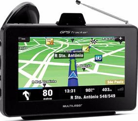 Gps Automotivo Multilaser Tracker Tela 5 Tv Digital Touch