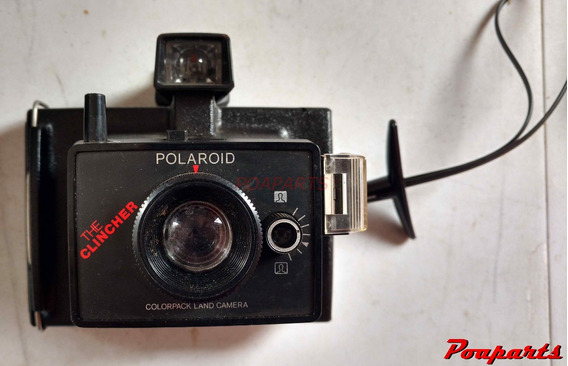 Câmera Antiga Polaroid Pt 456-1