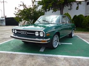 Audi Ls 100 1974 Ùnico,totalmente Restaurado