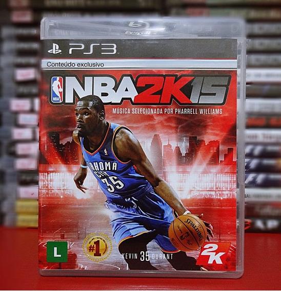 Nba 2k15 Nba 2k 15 Ps3 Playstation 3