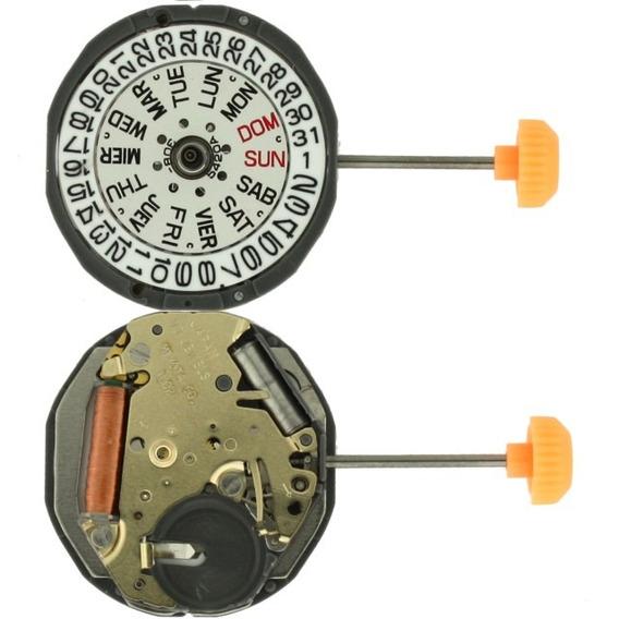 Máquina Para Relógio De Pulso Modelo 1l02 Nova Promoção