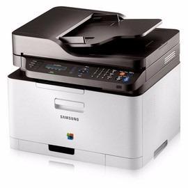Impressora Samsung Clx-3305 Fw - Seminova - Toner Cheio
