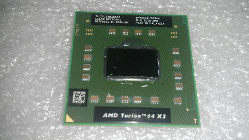 Processador Amd Turion X2 64 Bits 1.9 Ghz