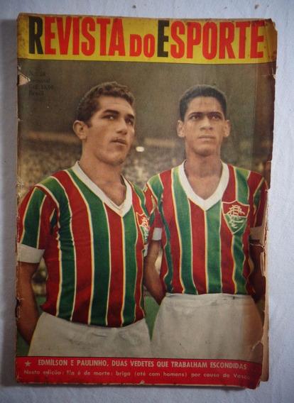 Revista Do Esporte Fluminense N°58 Abril 1960