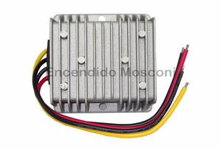 Convertidor Reductor De Tension 24v A 12v 10amperes