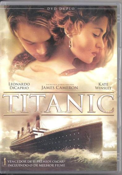 Titanic Em Hd - Midia Digital