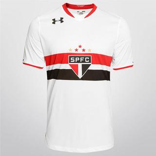 Camisa Oficial Under Armour São Paulo I 15/16