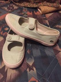 Zapatillas Lacoste Numero 34 Niña