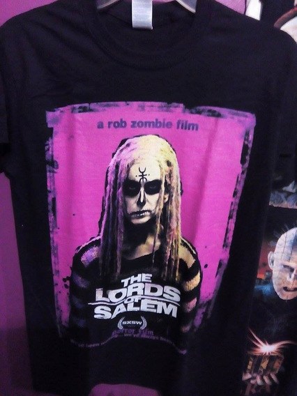Playeras De Terror The Lords Of Salem Rob Zombie