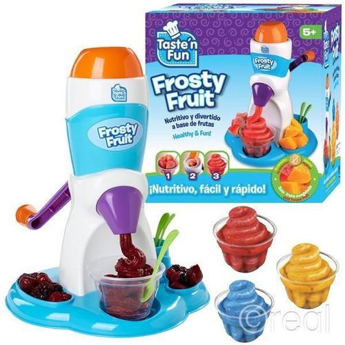 Frosty Fruit Maquina De Fruta Boing Toys En Caja Sellada