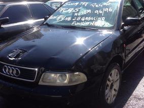 Sucata Audi A4 2.8 V6 1996 - Para Retirada De Peças Zafaflex