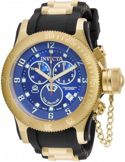 Relógio Invicta Russian Diver