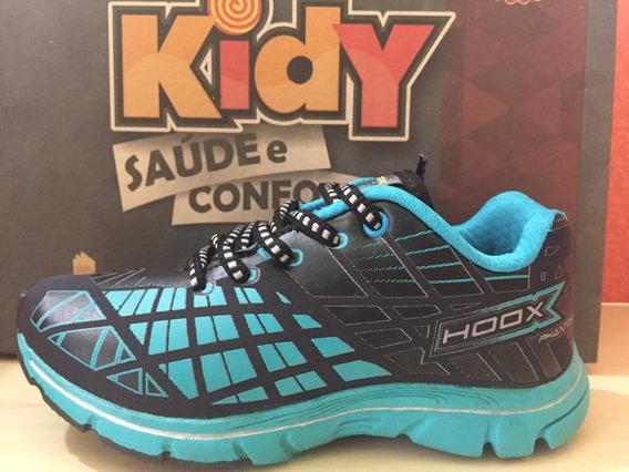 1290116 Tenis Kidy Marinho/azul Piscina 28 Ao 36