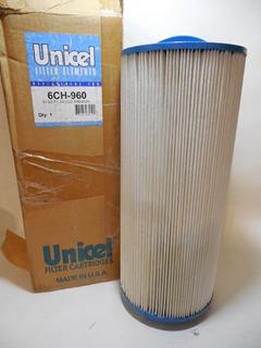 Filtro Para Bomba De Agua Alberca Unicel 40x17cm D490
