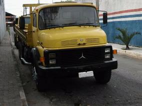 Mb 1518 1988 Truck Reduzido Raridade