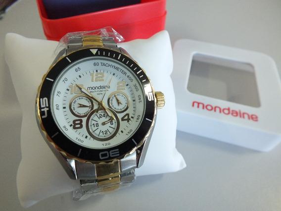 Relógio Multifunção Masculino Mondaine Esportivo