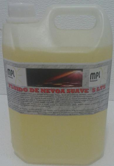 Liquido/fluido Haze Mpl Base De Óleo 5l