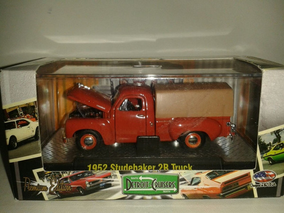 Miniatura M2 Machines Escala 1:64 Studebaker Truck Nova !