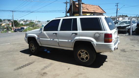 Jeep Gran Cherokee Lataria Mecânica Rodas Vidros Acessórios