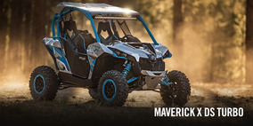 Utv - Quadriciclo Maverick 1000 Std, Turbo, Xds, Xrs.