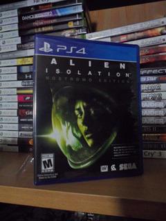 Alien Isolation - Nuevo Y Sellado - Ps4
