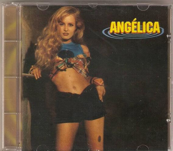 Cd-angélica-vou Ficar-a Dança Das Horas