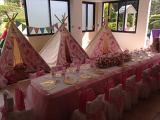 Pijamas Party,camping,carpas, Fiestas Infantiles Mini Spa