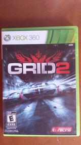 Grid 2 Original Xbox 360 Por Apenas