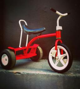Triciclo Tico Tico Antigo Pedal Car