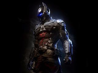 Batman Arkham Knight Completa - Disfraz Plantillas Patrones